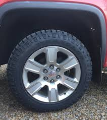 New GoodYear Wrangler DuraTracs Today - 2014-2018 Silverado & Sierra ...