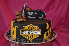 Birthday Cakes Motorcycle Birthday Cake Biker Cakes