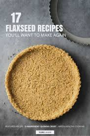 Pumpkin Flaxseed Granola Nutrition by 17 Recipes That Will Help You Eat More Flaxseed Yuri Elkaim