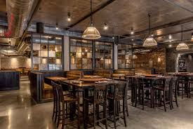 Opened On November 15th Broadway Features Wide Booths Communal Seating And Two Bars Within The Restaurant As Well A Packed Menu Featuring Wood Fired