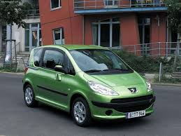 Peugeot 1007 2005 picture 4 of 41