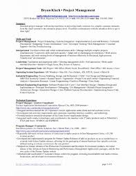 100 Agile Resume Project Manager Doc Software Sample Construction Junior