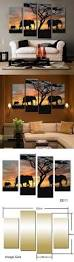 Safari Decorated Living Rooms by Best 25 Elephant Home Decor Ideas On Pinterest Elephant Room