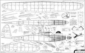 wood airplane plans eager96nre