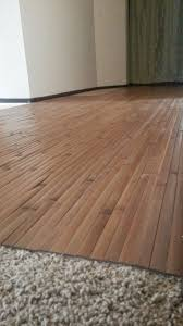 covering tile floor with laminate tiles flooring