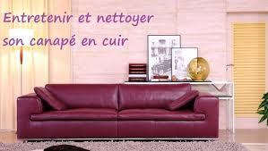 canapé cuir qui colle comment entretenir et nettoyer canapé cuir topdeco pro