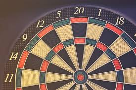 Bulls Eye Dartboard Darts Game Goal Sport Target 4k Wallpaper And Background