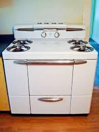 1950s Maytag Dutch Oven Gas Range Retro Kitchen Decor Antique Stove