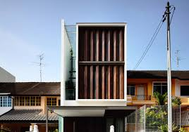 100 Terrace House In Singapore To Catch A Breeze HYLA Architects Award Winning