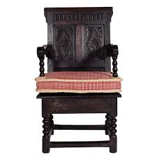 1880 Wainscot Chair | Katie Leede & CoKatie Leede & Co Gothic Revival Oak Glastonbury Chair Sale Number 2663b Lot Antique Carved Walnut Throne Arm Bucks County Estate Truly Stunning Medieval Italian Stylethrone Scissor X Large Victorian A Pair Of Adjustable Recling Oak Library Chairs Wick Tracery Cathedral My Parlor Room Purple Reproduction Shop Pair Jacobean Style Armchairs In Streatham Charcoal Gray Painted Rocking By Just The Woods Wicker Seat Side At