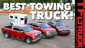 100 What Is The Best Truck For Towing 2019 Gold Hitch Awards Which The Half