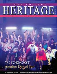 York College Heritage Magazine No 36 By