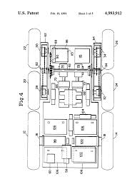 Ferno Stair Chair Model 48 by Patent Us4993912 Stair Climbing Robot Google Patents
