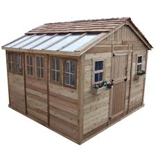 Lifetime Products Gable Storage Shed 7x7 by Suncast Alpine 7 Ft 2 In X 7 Ft 6 In Resin Storage Shed