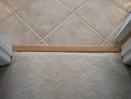 Carpet To Tile Transition Strip On Concrete by Fun Ideas Carpet Tile Transition U2014 Interior Home Design