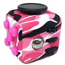 Happytoys Fidget Cubecamouflage Pink Price Review And Buy In Kuwait City Ahmadi