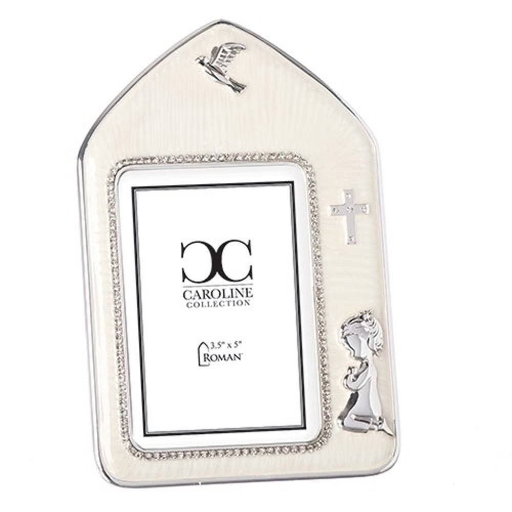 Confirmation Girl Photo Frame from The Caroline Collection