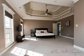 Simple Decorating Taupe Color Bedroom Full Size