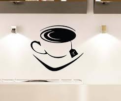 wandtattoo tasse mit sticker küche spruch wandbild aufkleber 5q020 wandtattoos und leinwandbilder günstig mydruck store