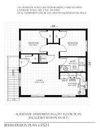 Awesome 2 Bedroom Garage Apartment Contemporary Interior Design