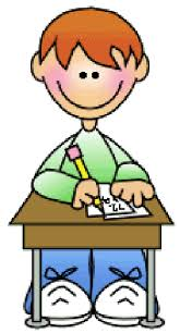Boy At Desk Literacy Daily 5 General Pinterest