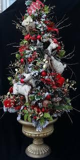Table Top Lighted Christmas Tree
