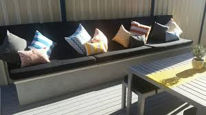 Waterproof Cushions For Outdoor Furniture Brilliant Do I Need Fabric My Inside 13