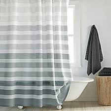 Mint Curtains Bed Bath And Beyond by Shower Curtains Shower Curtain Tracks Bed Bath U0026 Beyond