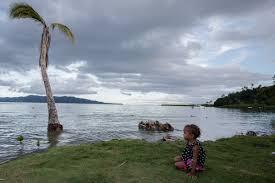 Sinking Islands Global Warming by Photographing Fiji U0027s Sinking Island Communities Vice