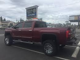 100 Truck Accessories Spokane Snows Auto Auf Twitter 2014 GMC Sierra With Hostile Wheels