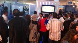 bureau d emploi tunis tunisie télécoms recrutent au salon de l emploi tekiano tek