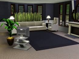 Living Room Ideas Sims 3 Amusing 4 Gallery
