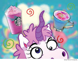 Starbucks Pink And Blue Unicorn Frappuccino Craze Has A Brooklyn Coffee Shop Feeling Straight Up Super Pissed Off