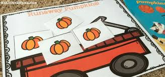 The Runaway Pumpkin by Free Sixteen Runaway Pumpkins Board Game