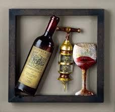 74 Best Wine Decor Images On Pinterest