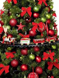 Buy Battery Operated Christmas Tree Train From Seasons Outlet Regarding 752