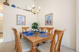 Dining Room Expands To 8 Chairs