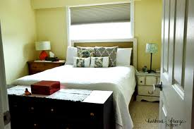 5 Simple Ways To Organize A Small Master Bedroom At Harbourbreezehome