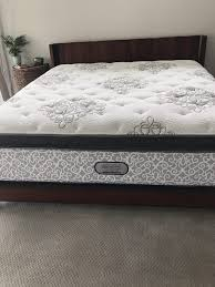 bed frames bed frame for tempurpedic mattress attaching