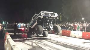 Cummins Bronco Wheel Stand Tug O War Trucks Gone Wild