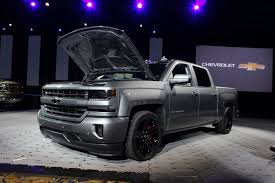 100 Chevy Silverado Truck Parts SEMA 2017 Chevrolet Unveils S And ZR2 Prior To Show