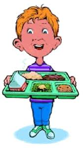 Free Lunch Tray Clipart Image