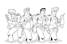 The Real Ghostbusters By JMAT