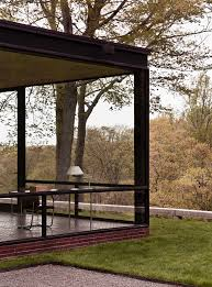 100 Glass House Architecture The By Philip Johnson Inception Philip