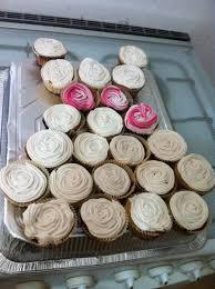 Bridal Shower Wedding Dress Cupcakes On Cake Central