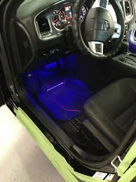 Dodge Charger Interior Lighting Project Spices Up Already Hot Ride
