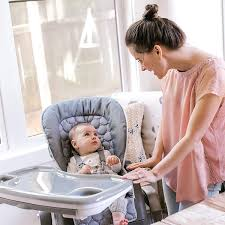 Ingenuity High Chair SmartServe 4 In 1 Connolly - Best ...