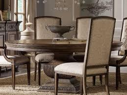 Hooker Furniture Rhapsody Rustic Walnut 60 Wide Round Dining Table