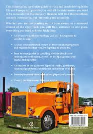 Employment Agency Of LGV Training Truckers Handbook Driving School