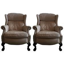 Bradington Young Sofa Set by Viyet Designer Furniture Seating Bradington Young Leather